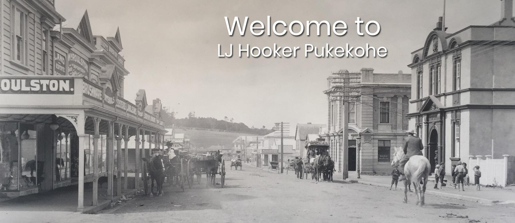 Welcome to LJ Hooker Pukekohe